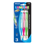 LUMIERE DAZZLE BLACK OIL GEL PEN 1780