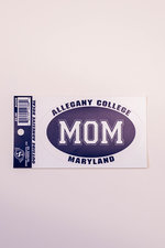"ACM ""MOM"" OUTSIDE OVAL DECAL 3"" x 5"""