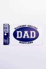 "ACM ""DAD"" OUTSIDE OVAL DECAL 3"" x 5"""
