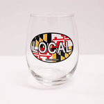 ROUTE ONE LOCAL STEMLESS WINE GLASS