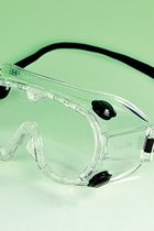 CHEMISTRY GOGGLES (Fog-Free, Meets ANSI Z87+D3 standards)