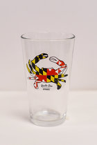 ROUTE ONE CRAB GLASS