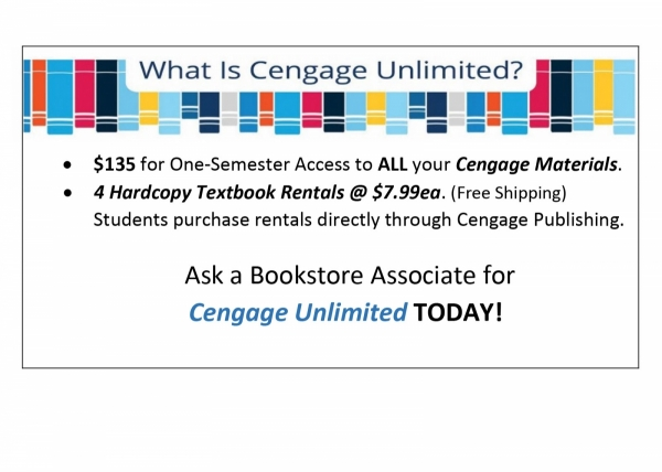 What is Cengage Unlimited